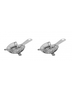BAR STRAINER SET OF 2 PCS