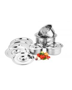 INDIAN PAN LIGHT SET OF 6