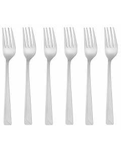 BABY FORK 6 PCS SET LOTUS